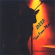 "Jarra - ""Live From Phoenix"" -  Available for purchase now!!!"